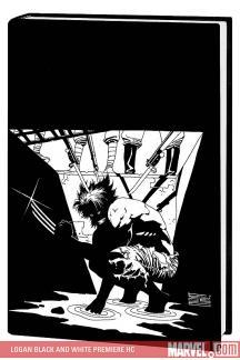 Logan Black & White Premiere (Hardcover)
