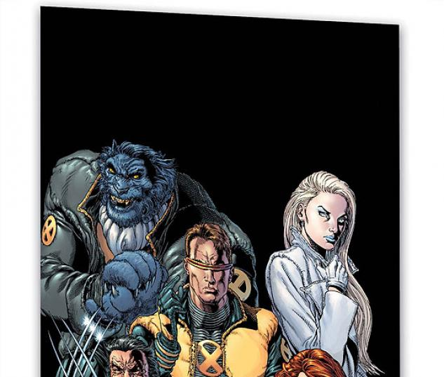 NEW X-MEN BY GRANT MORRISON ULTIMATE COLLECTION BOOK 2 #0