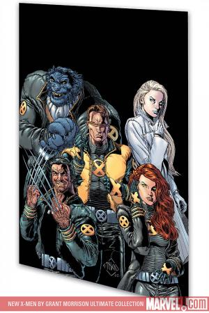 New X-Men by Grant Morrison Ultimate Collection Book 2 (Trade Paperback)