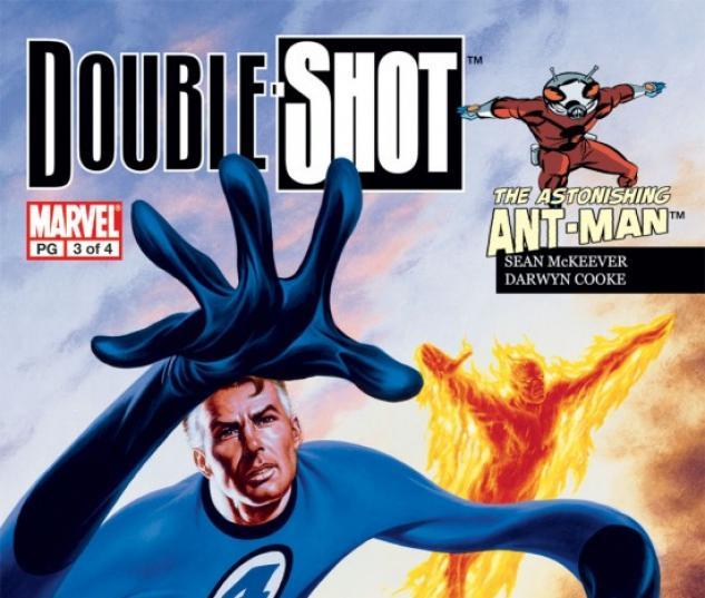 Marvel Double Shot #3