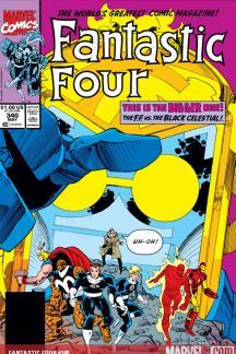 Fantastic Four #340