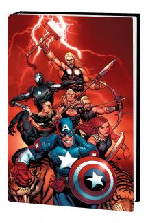 ULTIMATE COMICS NEW ULTIMATES: THOR REBORN PREMIERE HC (Hardcover)