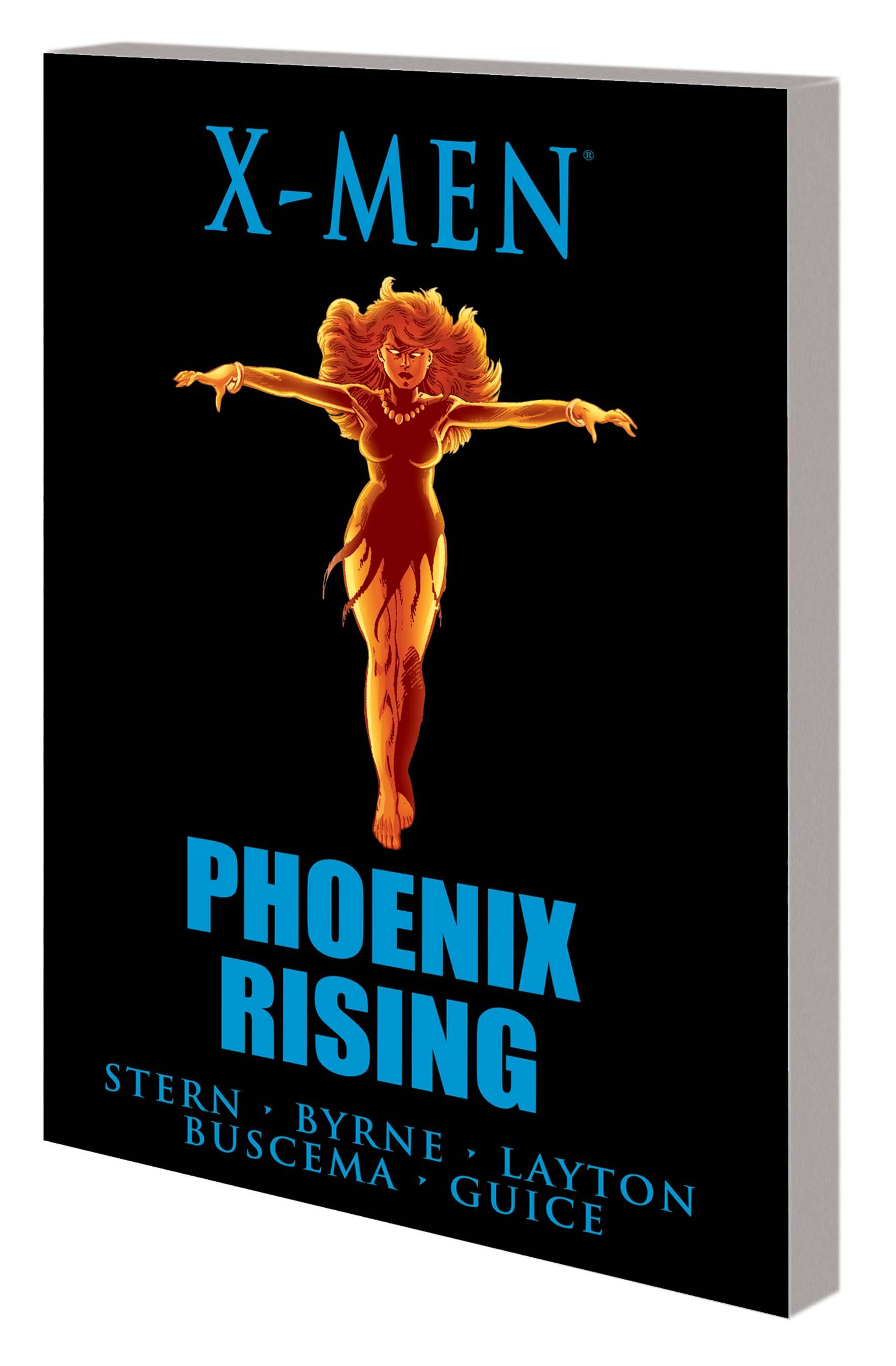 X-Men: Phoenix Rising TPB (Trade Paperback)