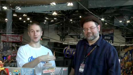NYCC 2011: Tom Brevoort Interview