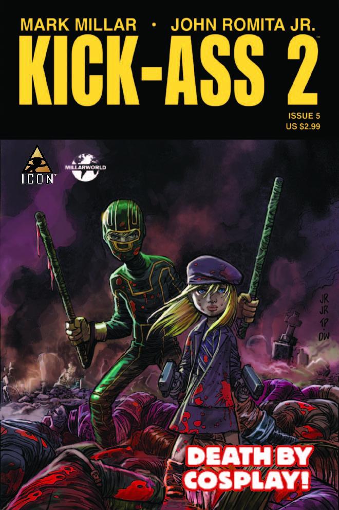 Kick-Ass 2 (2010) #5