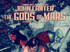 JOHN CARTER: THE GODS OF MARS 4