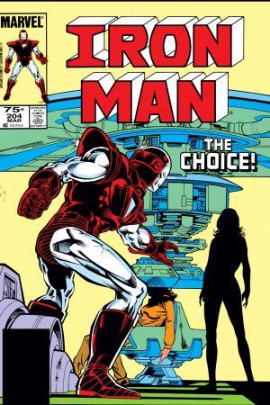 Iron Man #204