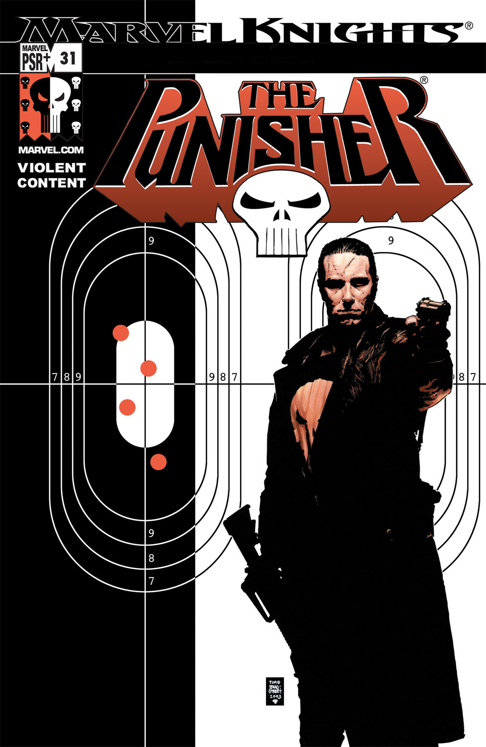 Punisher (2001) #31