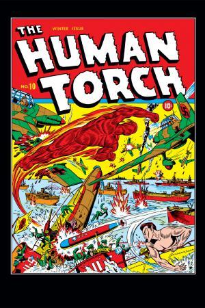 Human Torch Comics #10