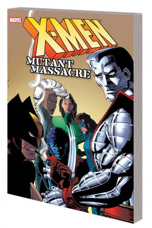 X-Men: Mutant Massacre (New Printing) (Trade Paperback)