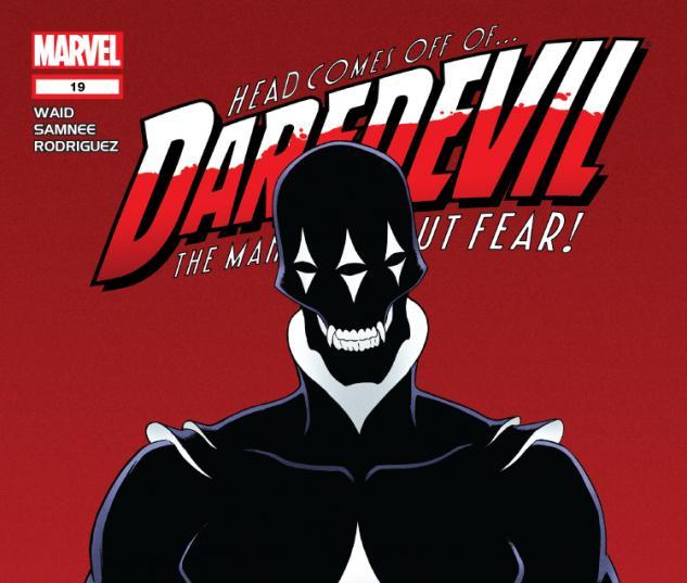 Cover: Daredevil (2011) issue #19