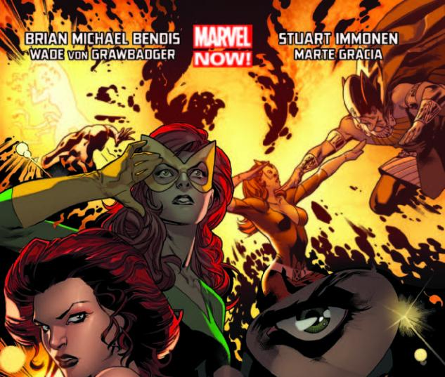 ALL-NEW X-MEN 5 3RD PRINTING VARIANT (NOW, WITH DIGITAL CODE)
