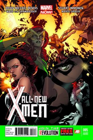 All-New X-Men (2012) #5 (3rd Printing Variant)
