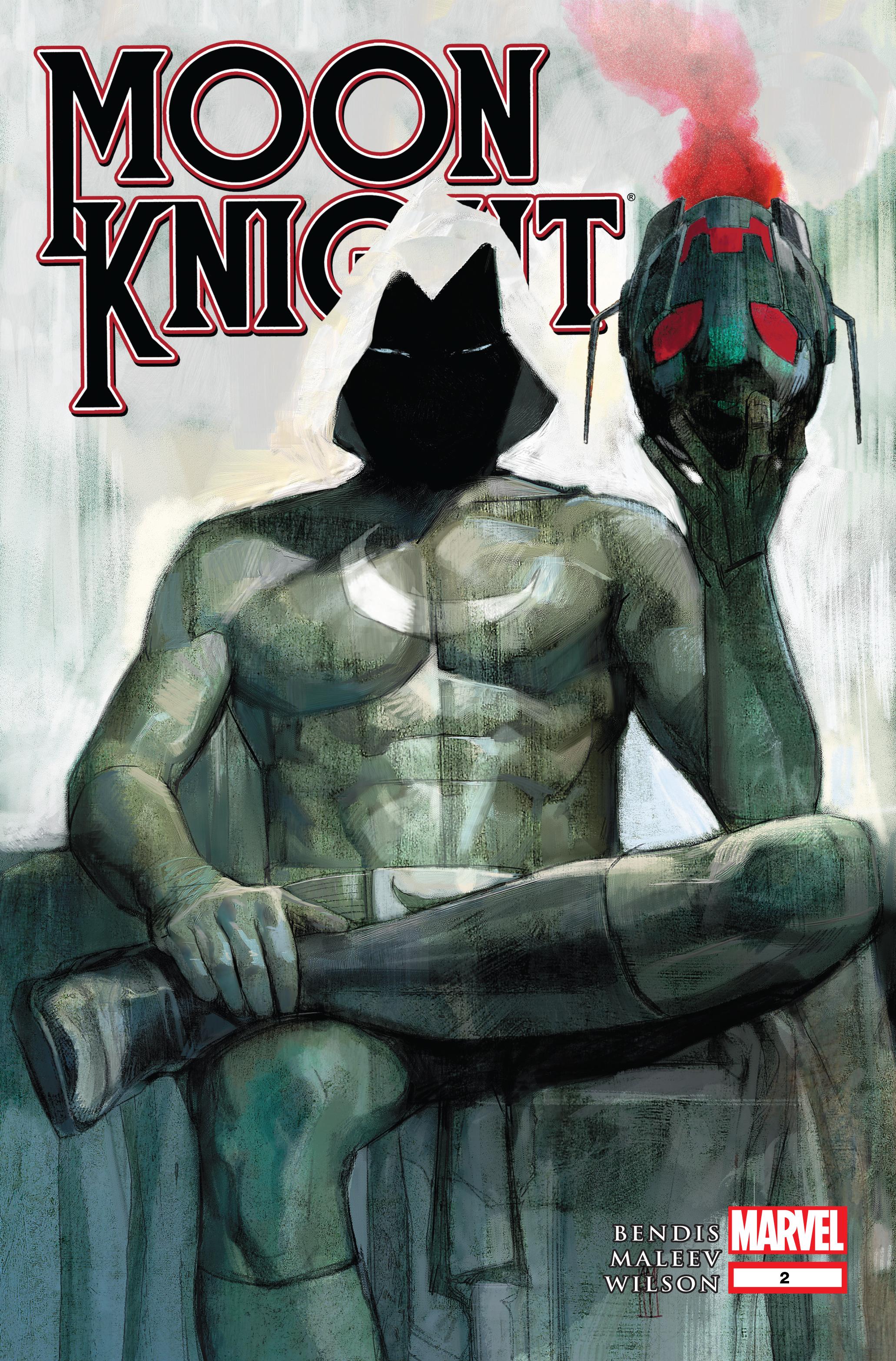 Moon Knight (2010) #2