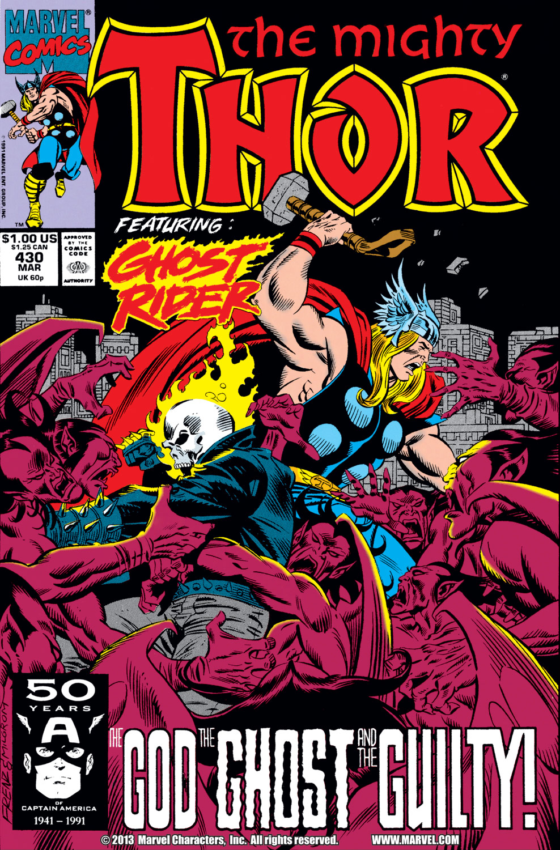 Thor (1966) #430