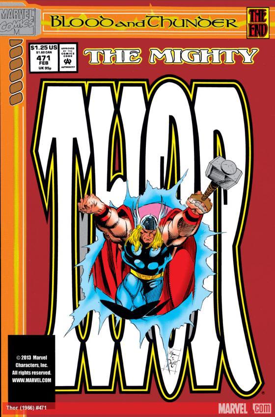 Thor (1966) #471