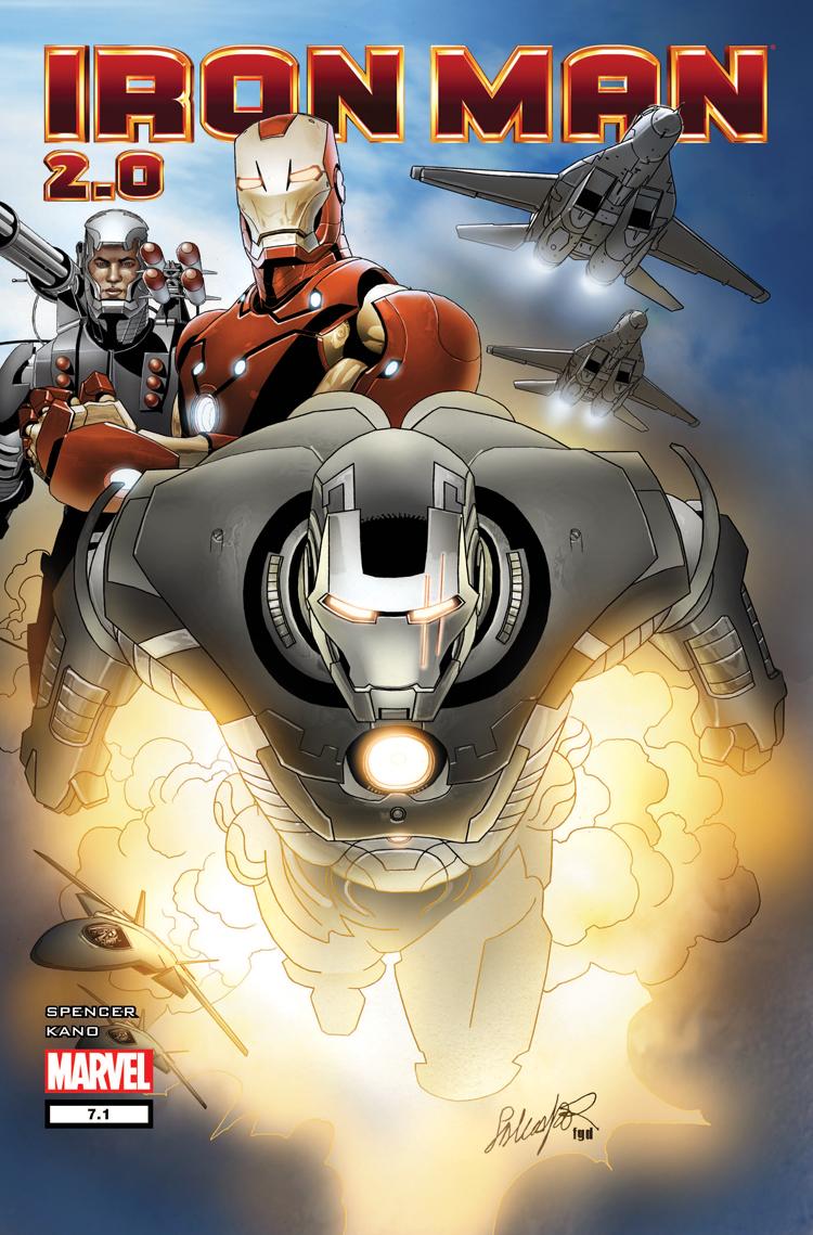 Iron Man 2.0 (2011) #7.1