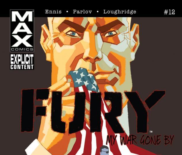 FURY MAX 12