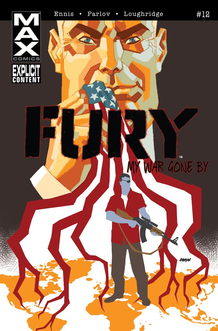 Fury Max (2011) #12