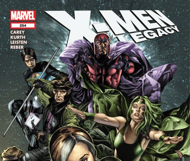X-Men Legacy (2008) #254