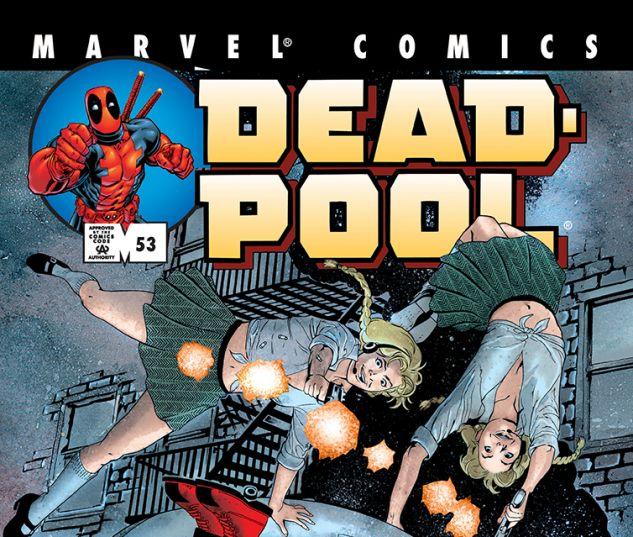 Deadpool (1997) #53