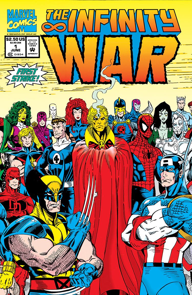 Infinity War (1992) #1