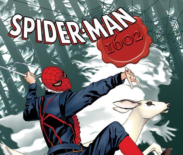 Spider-Man 1602 (2009) #1