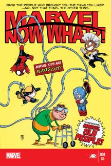 Marvel: Now What? (2013) #1