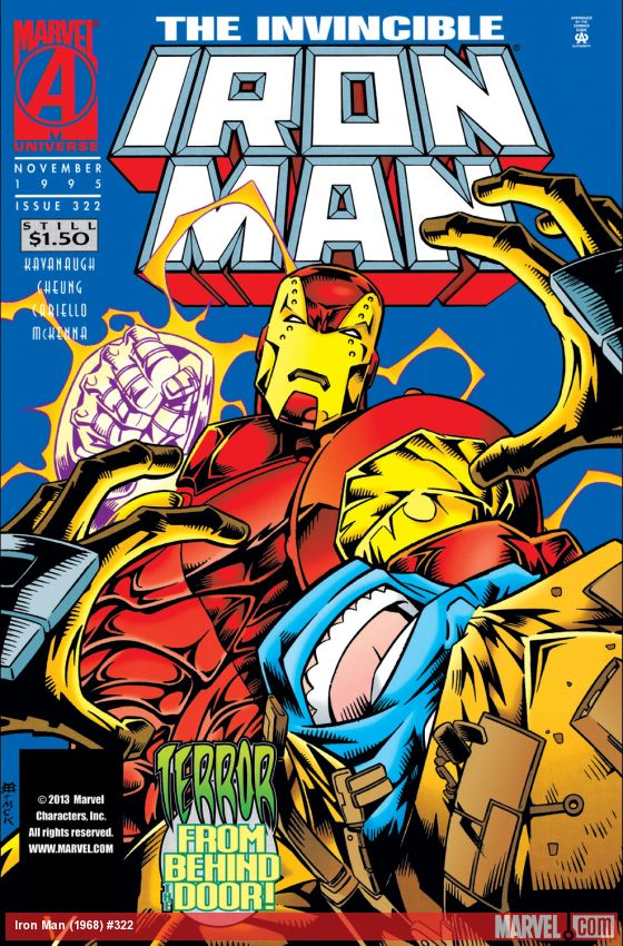 Iron Man (1968) #322