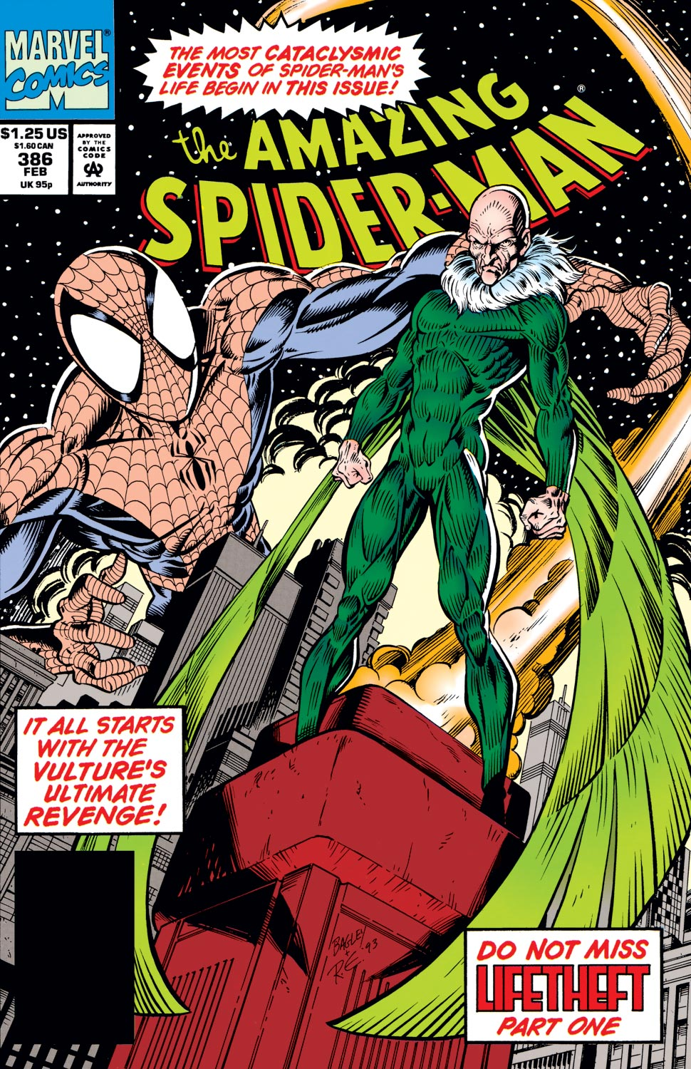 The Amazing Spider-Man (1963) #386