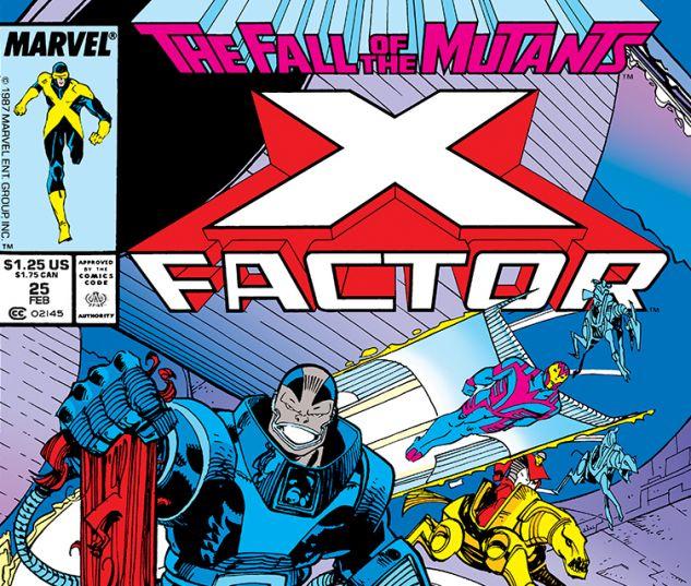 X-Factor #25