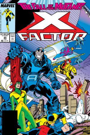 X-Factor (1986) #25