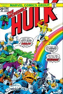 Incredible Hulk (1962) #190