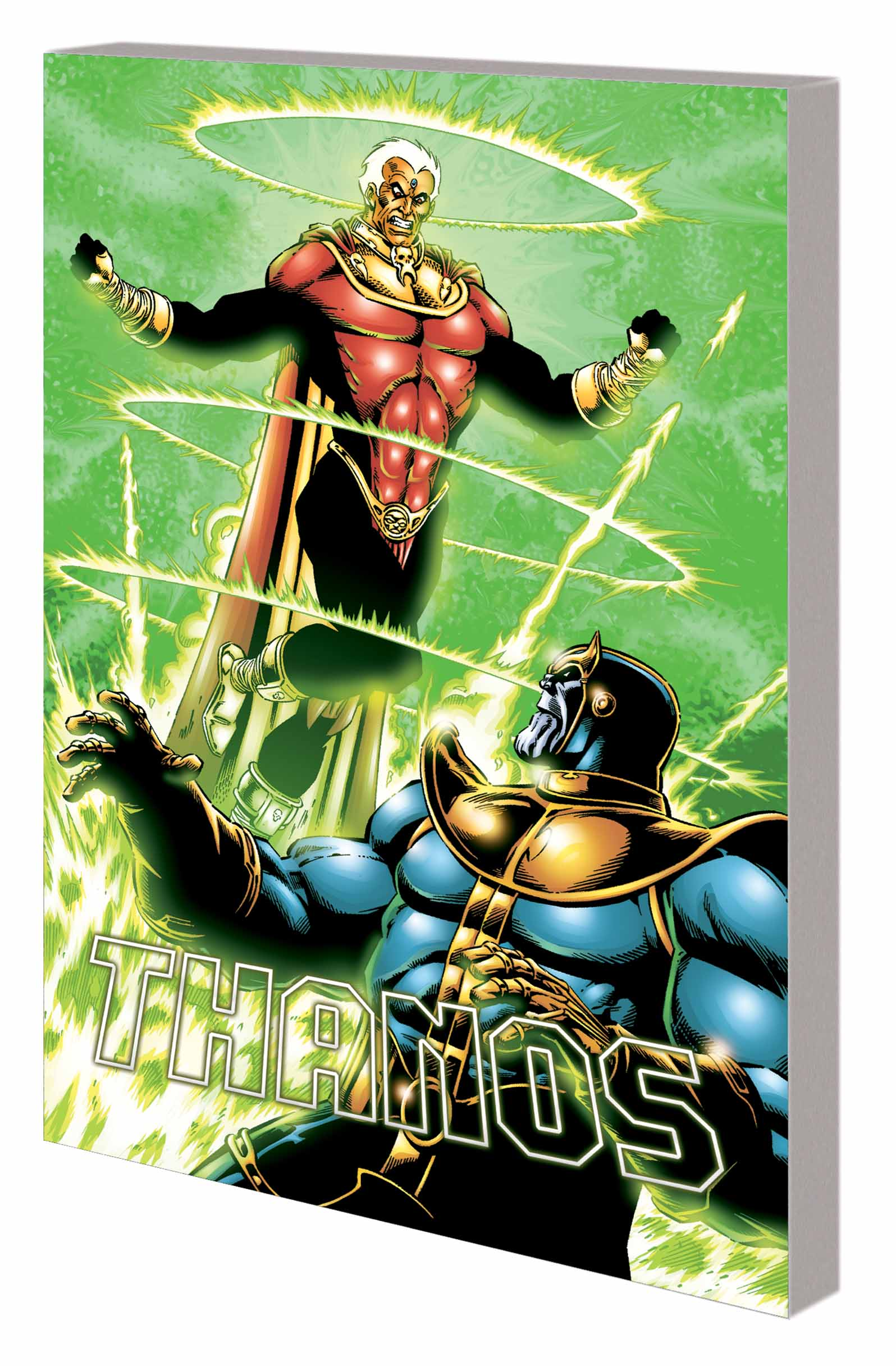 Thanos: Infinity Abyss (Trade Paperback)