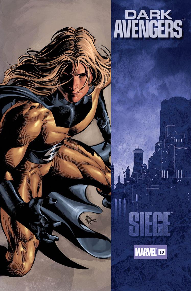 Dark Avengers (2009) #13   Comic Issues   Marvel