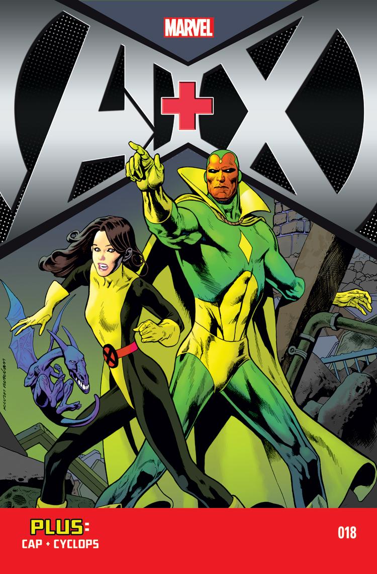 A+X (2012) #18