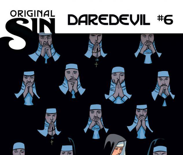 Daredevil (2014) #6 cover by Chris Samnee