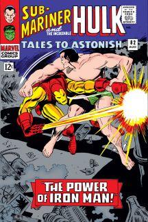 Tales to Astonish #82