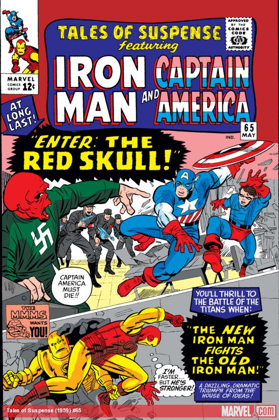 Tales of Suspense (1959) #65