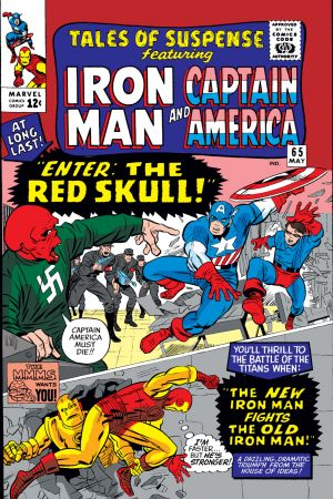 Tales of Suspense #65
