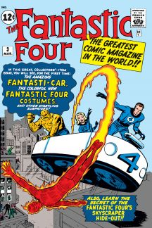 Image result for fantastic four 3 cover