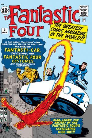 Fantastic Four (1961) #3