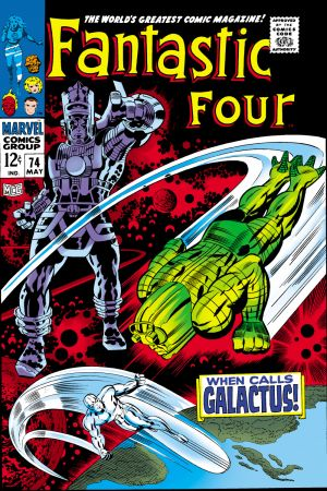 Fantastic Four (1961) #74