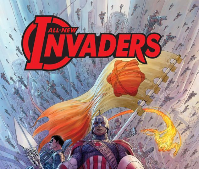 ALL-NEW INVADERS 5 (ANMN, WITH DIGITAL CODE)