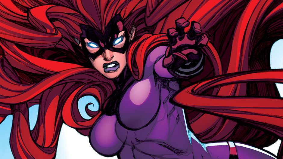 marvel comics medusa