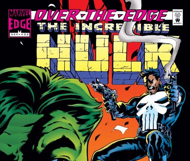 Incredible Hulk (1962) #433 Cover
