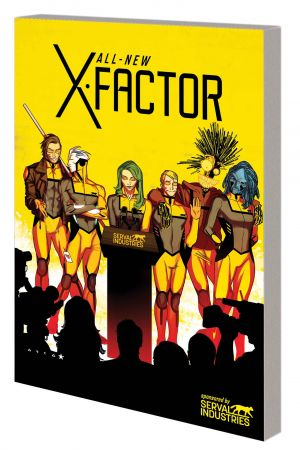 All-New X-Factor Vol. 2: Change of Decay (Trade Paperback)