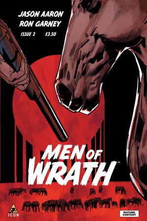 Men of Wrath (2014) #2