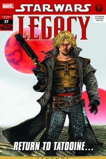 Star Wars: Legacy (2006) #37