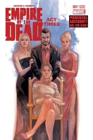 George Romero's Empire of the Dead: Act Three (2015) #1 (Noto Variant)